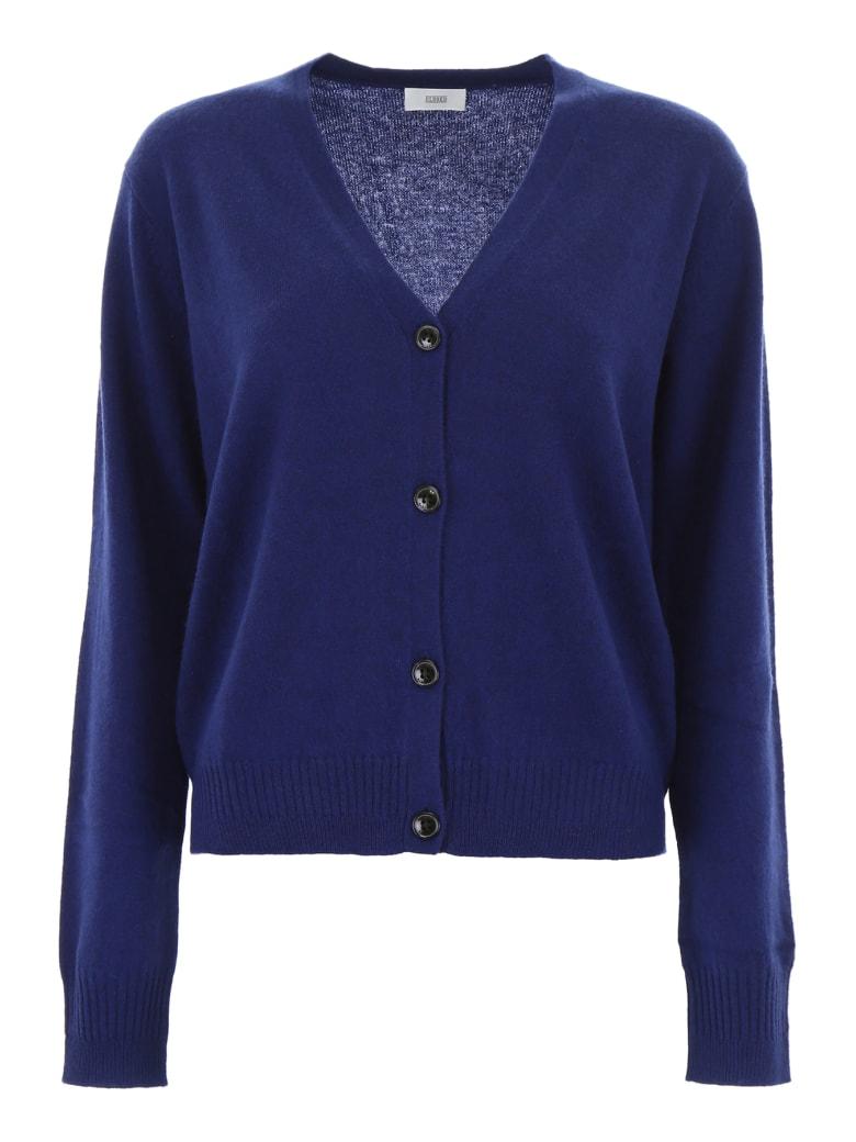 Closed Cashmere Cardigan - BLUE (Blue)