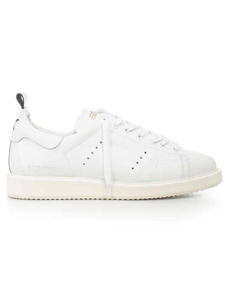 Golden Goose Sneakers - White