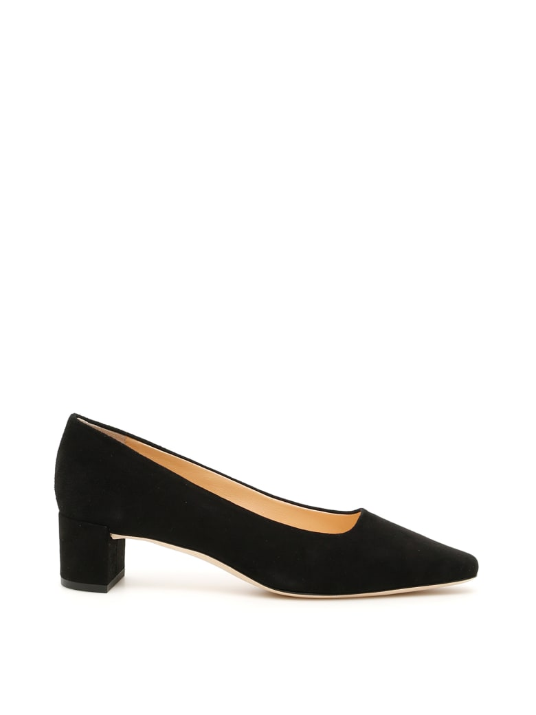 BY FAR Andrea Pumps - BLACK (Black)