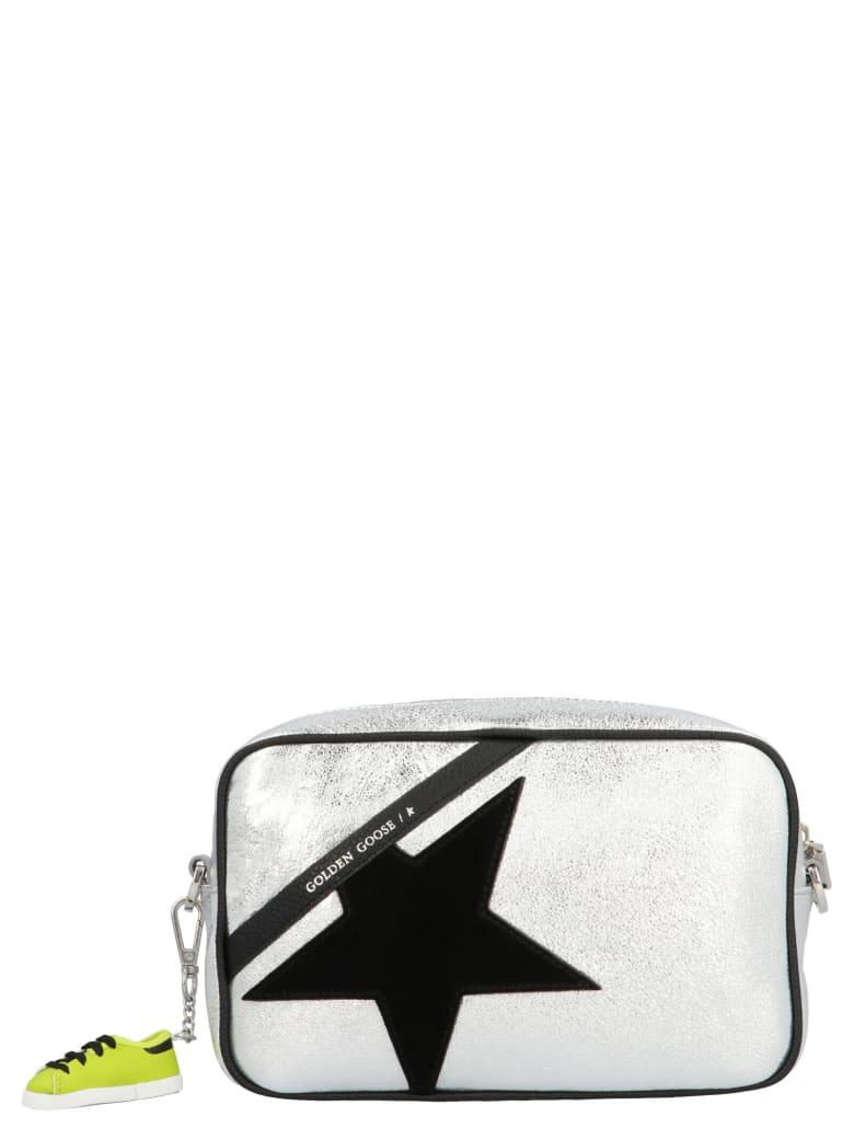 Golden Goose 'star Bag' Bag - Silver