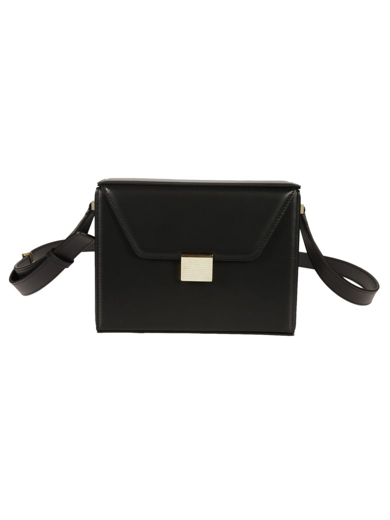 Victoria Beckham Vanity Shoulder Bag - Black