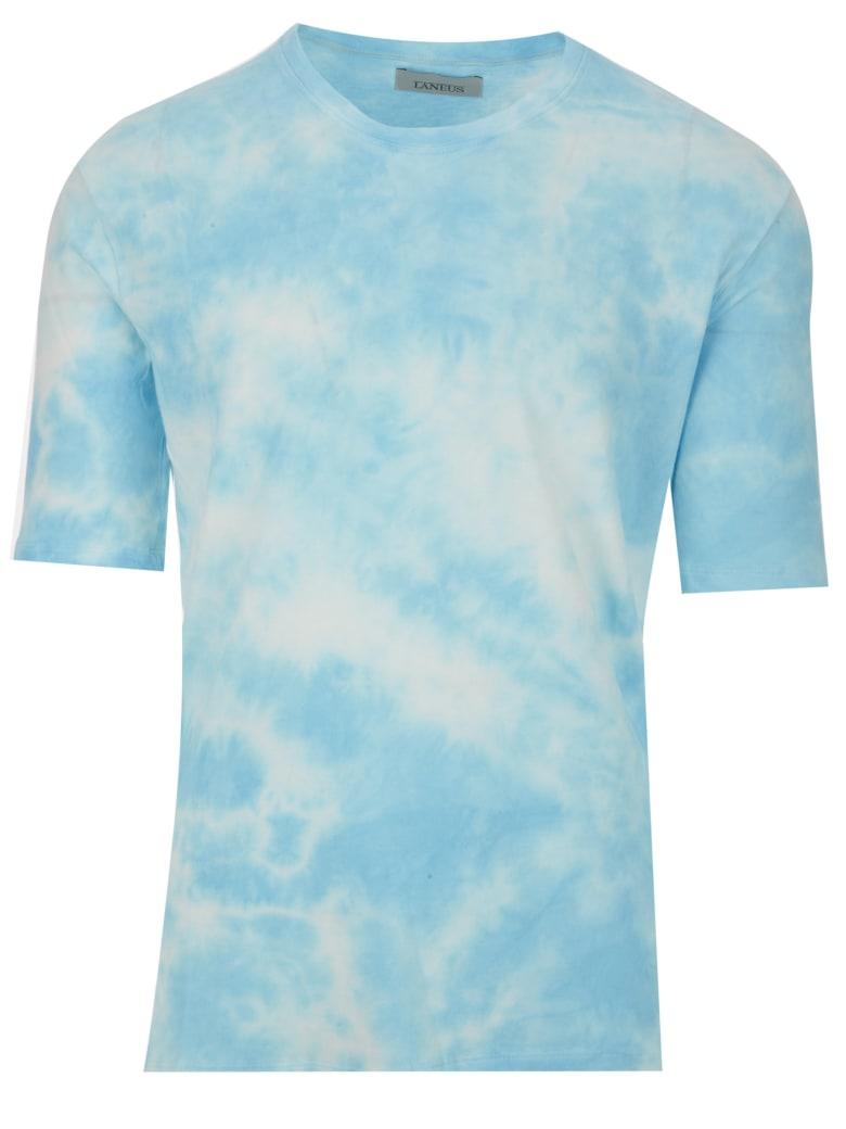 Laneus T-shirt - Light blue
