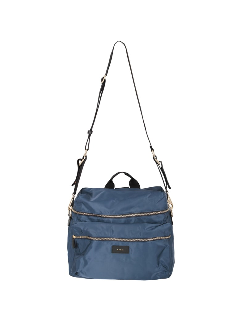 Paul Smith Junior Blue Babykids Changing Bag - Blue