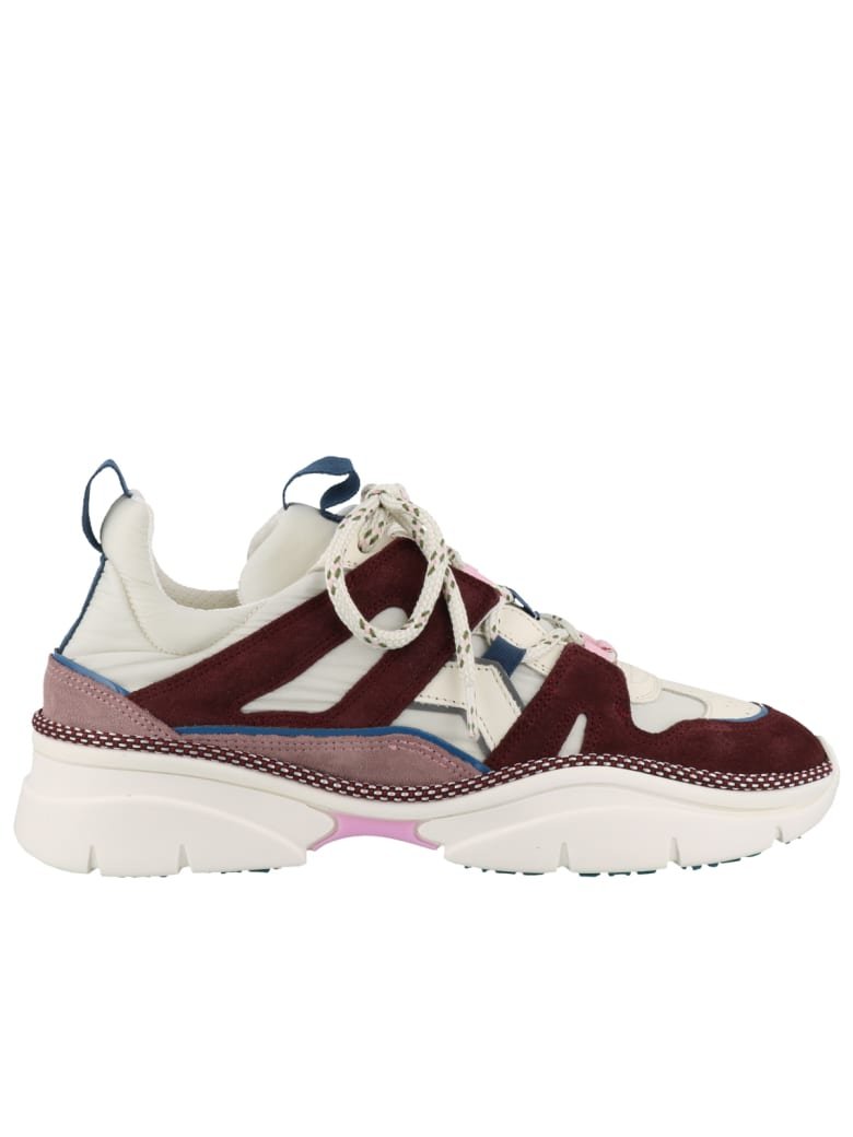 Isabel Marant Kindsay Sneakers - Multicolor