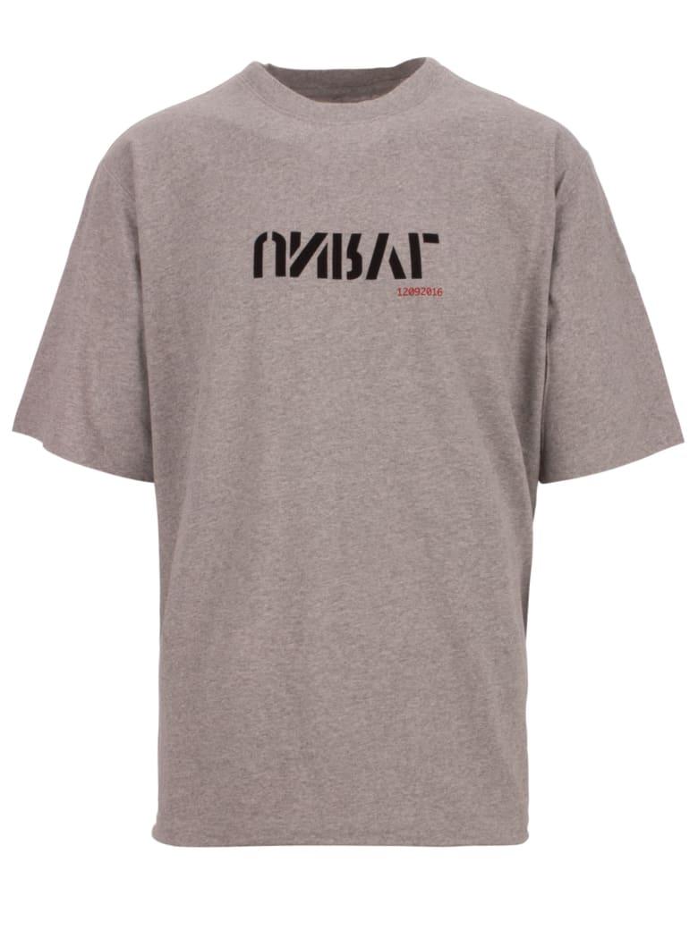 Ben Taverniti Unravel Project T-shirt - Grey