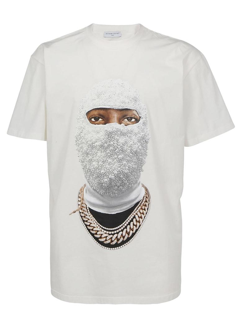 ih nom uh nit T-shirt - Off white
