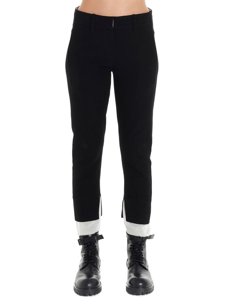 Ann Demeulemeester Pants - Black