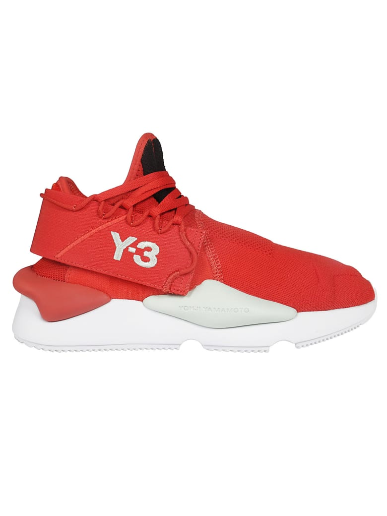 Y-3  - red