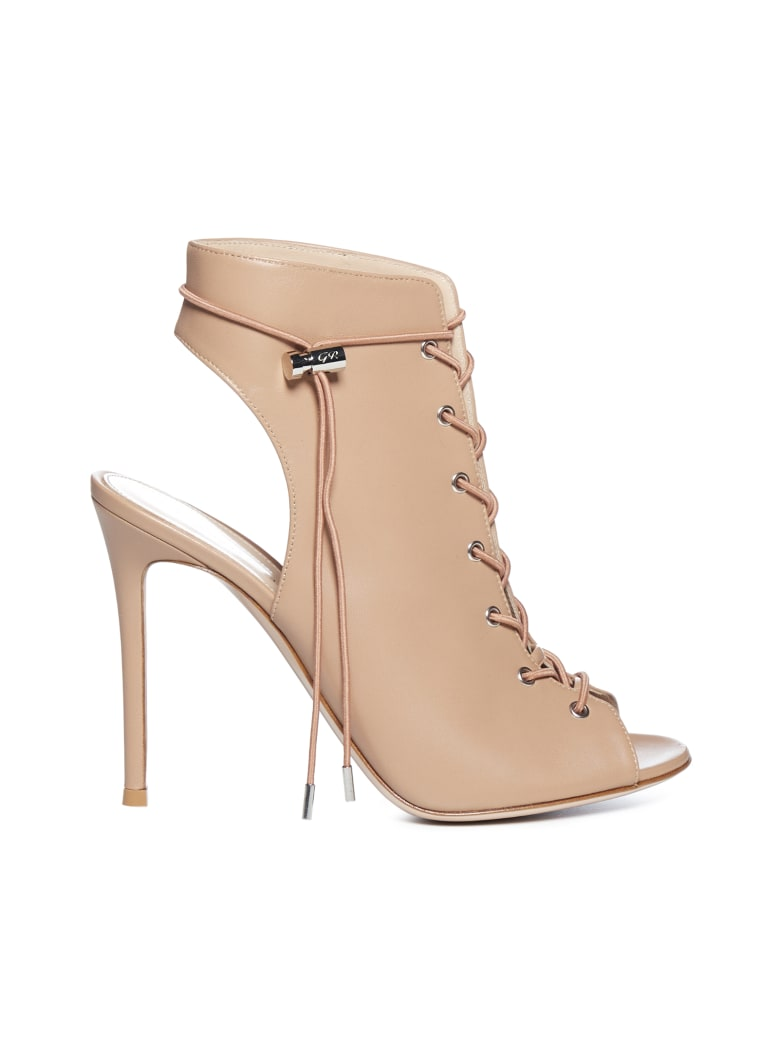 Gianvito Rossi Sandals - Beige