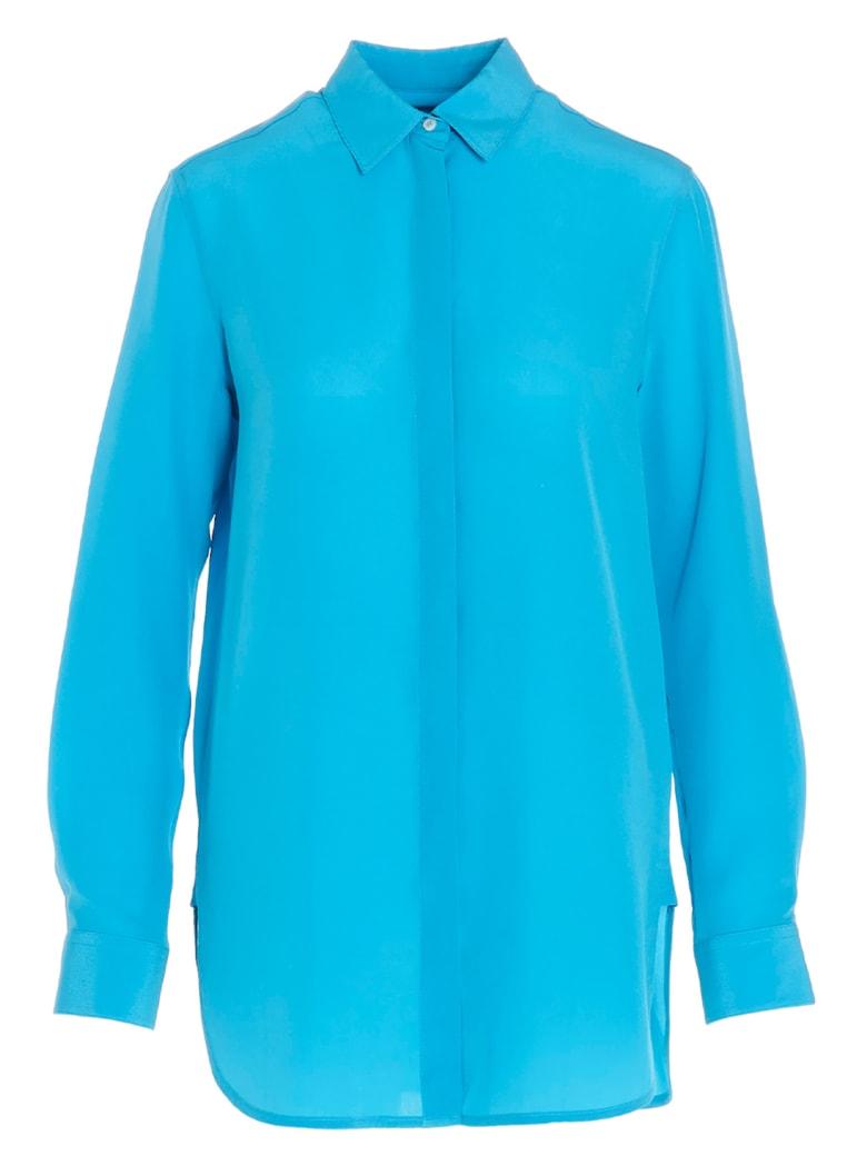 Golden Goose 'alice' Shirt - Azzurro