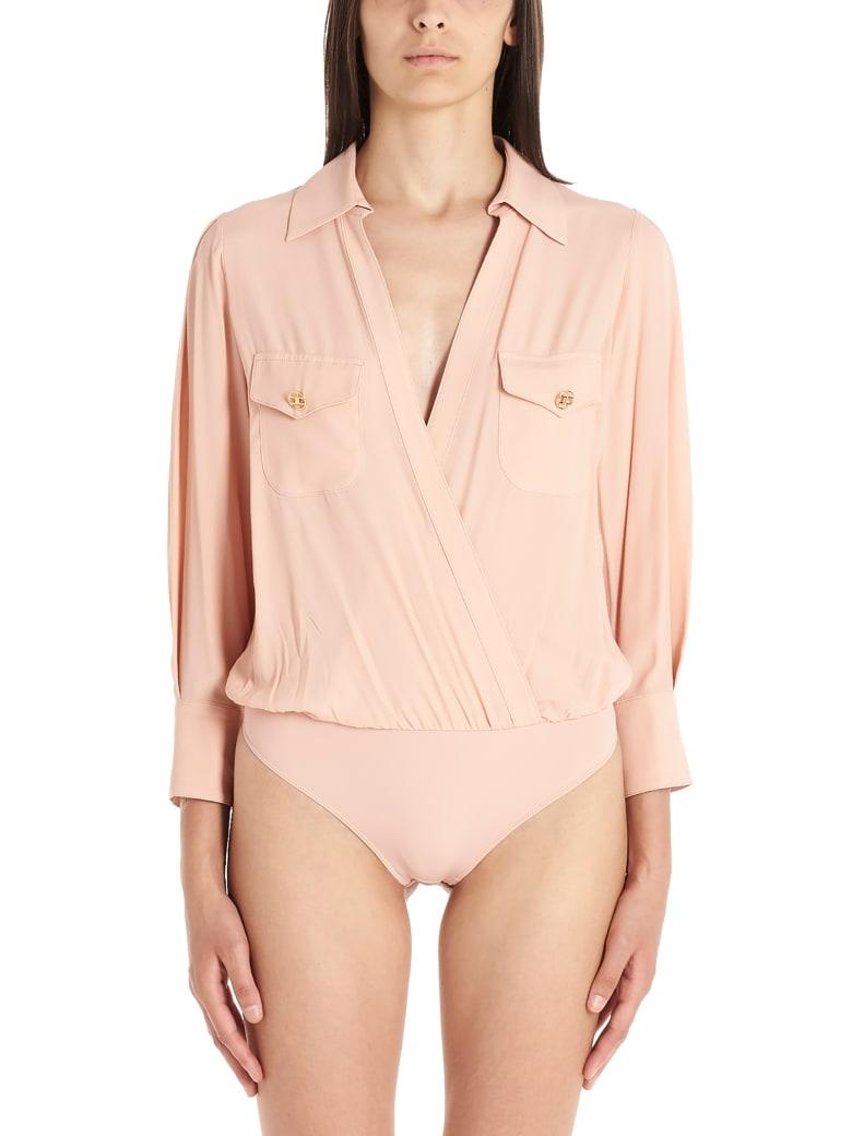 Elisabetta Franchi Celyn B. Body - Pink