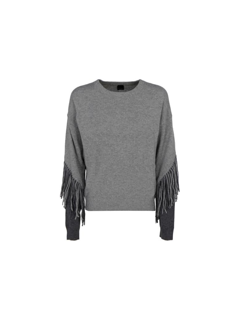 Pinko Knitwear - Grigio chiaro/grigio