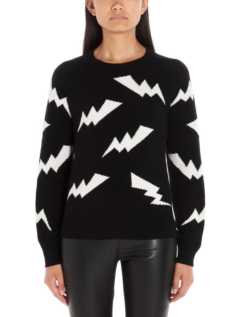 Parosh Sweater - Black&White