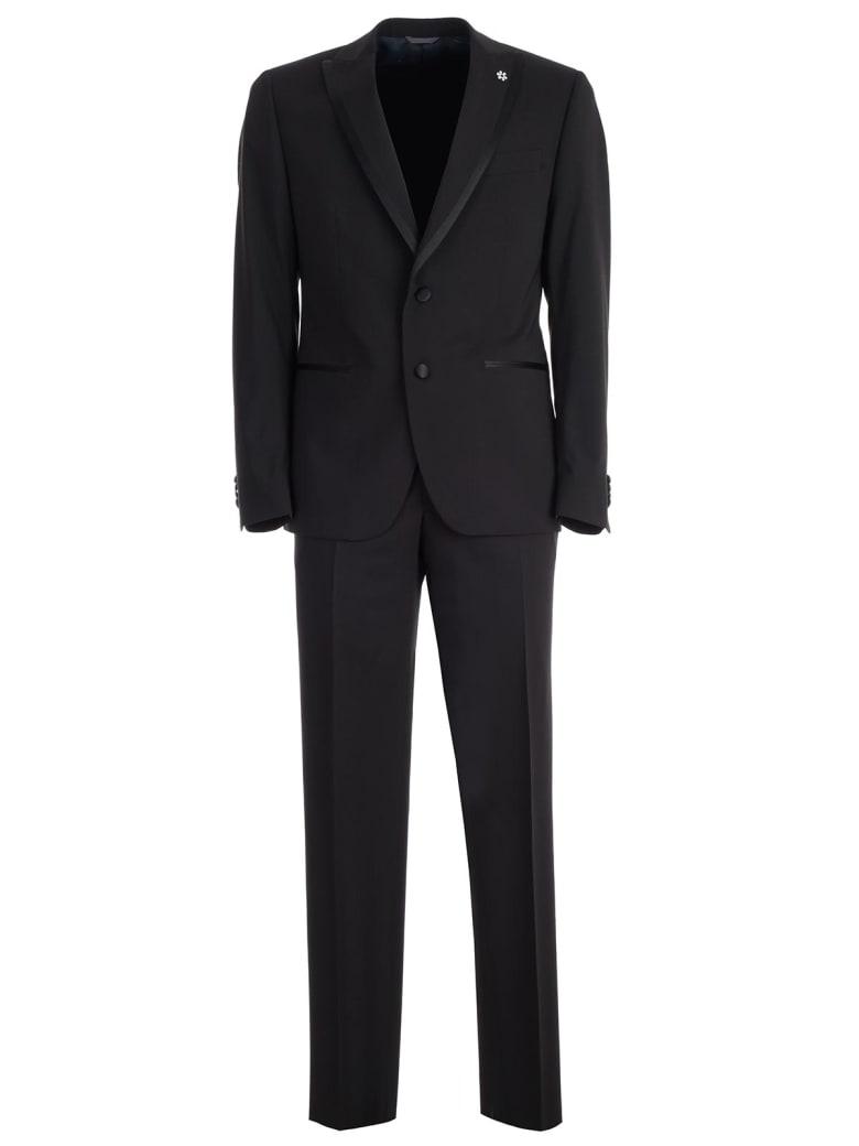 Emanuel Ungaro Single Breasted Suit - Nero