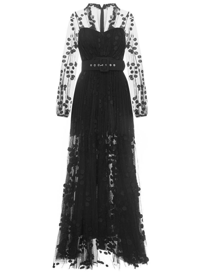 Maria Lucia Hohan Paula Dress - Black