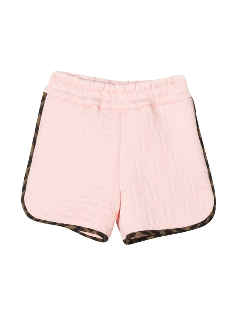 Fendi Pink Shorts - Unica