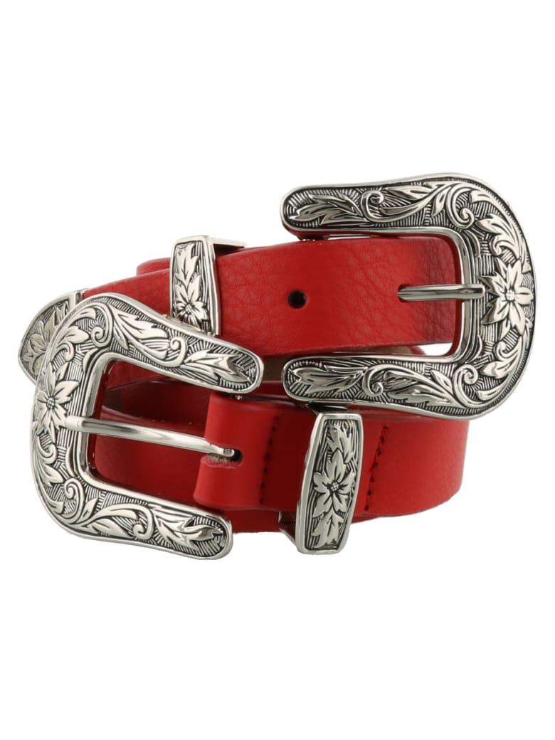 B-Low the Belt Medium Baby Bri Bri Belt - Red