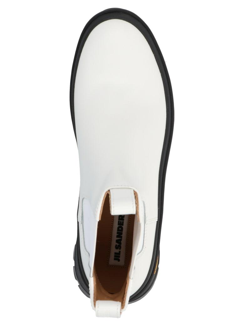 Jil Sander Shoes - Black&White