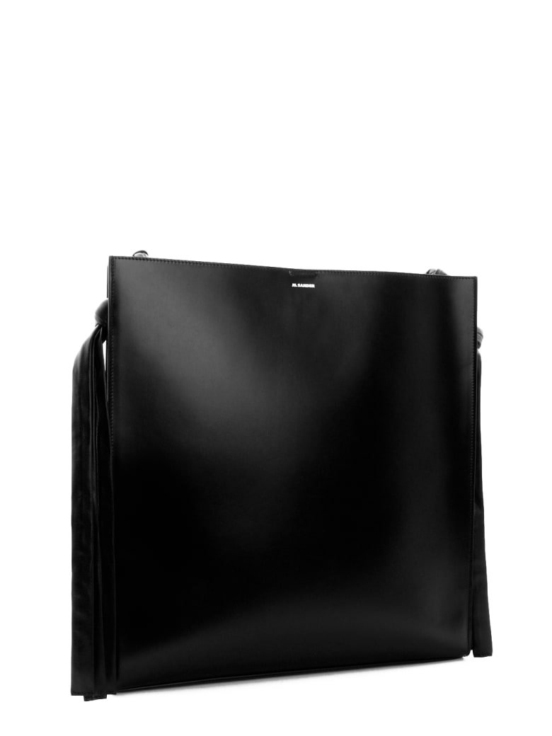 Jil Sander Tangle Bag - Black