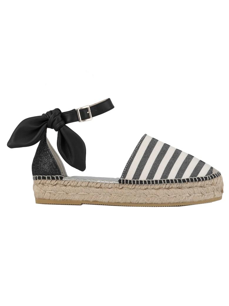 Espadrilles Divo Espadrilles Sandal - Black
