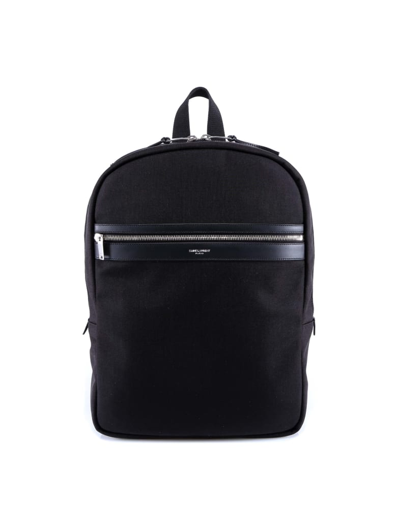 Saint Laurent Backpack - Black