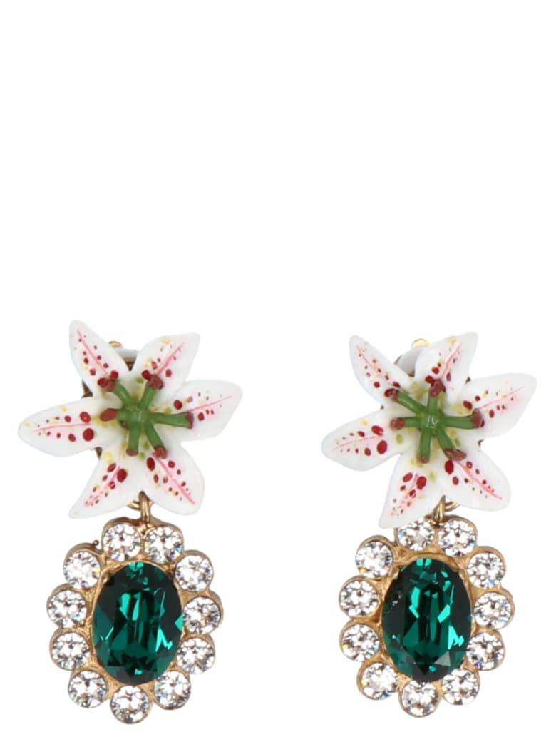 Dolce & Gabbana Earring - Multicolor