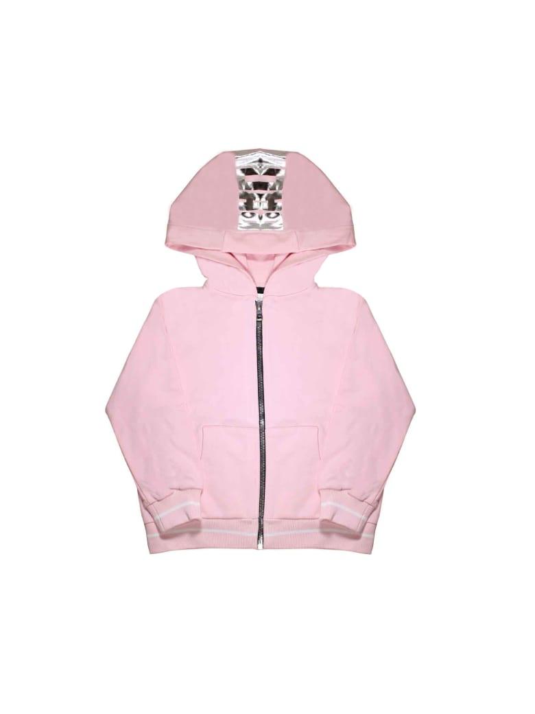 Balmain Pink Sweatshirt Teen - Rosa