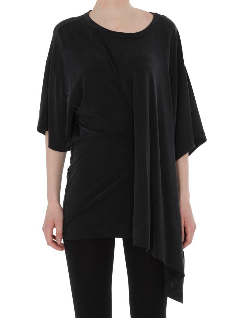 MM6 Maison Margiela Tshirt - Black