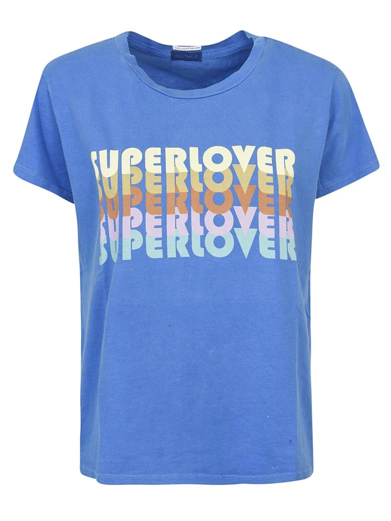 Mother Super Lover T-shirt - Bluette
