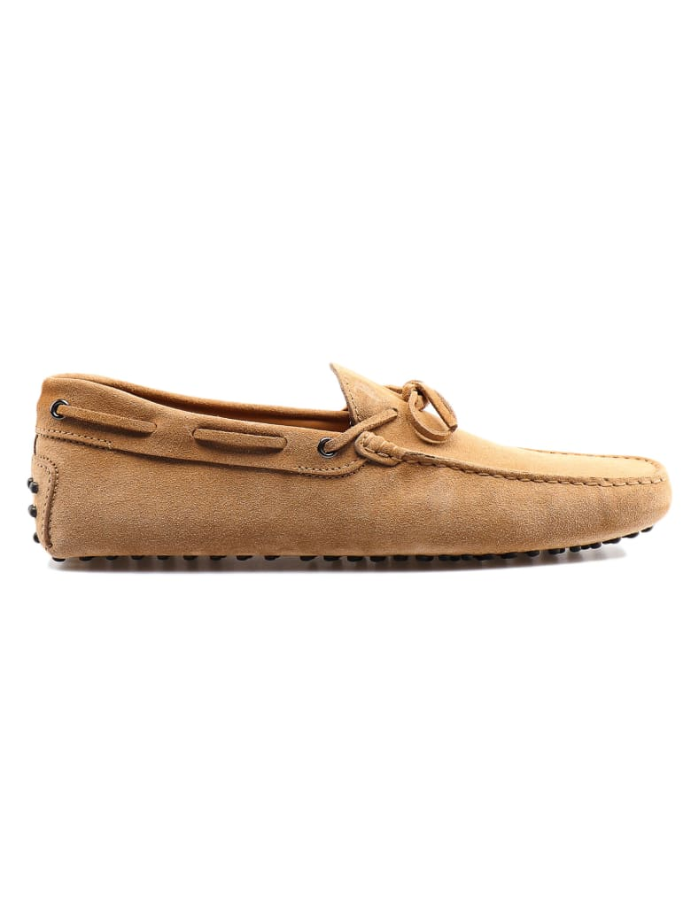 Tod's New Gommini Loafer - Biscotto