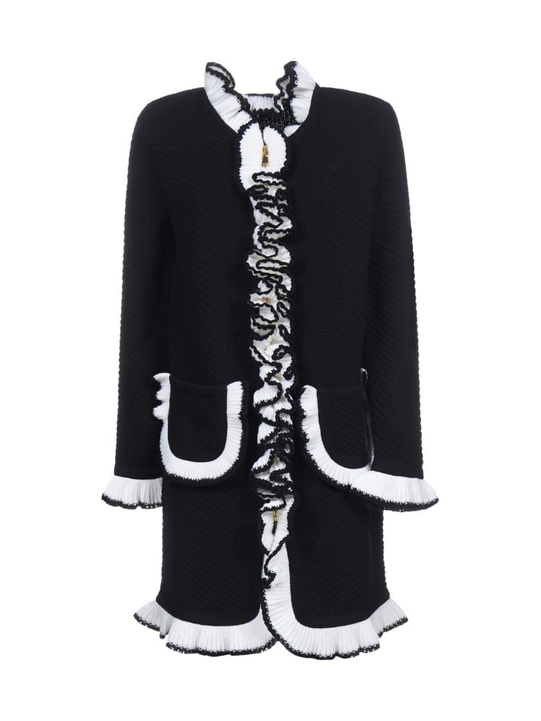Boutique Moschino Coat - Nero