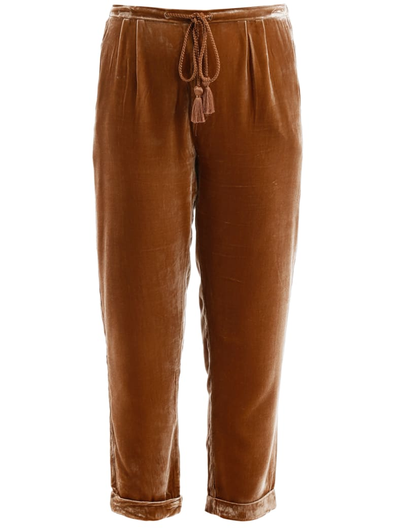 Mes Demoiselles Spay Trousers - NUDE (Brown)