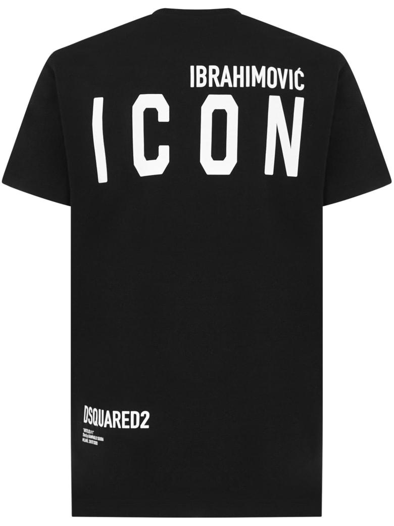 Dsquared2 Icon T-shirt - Black