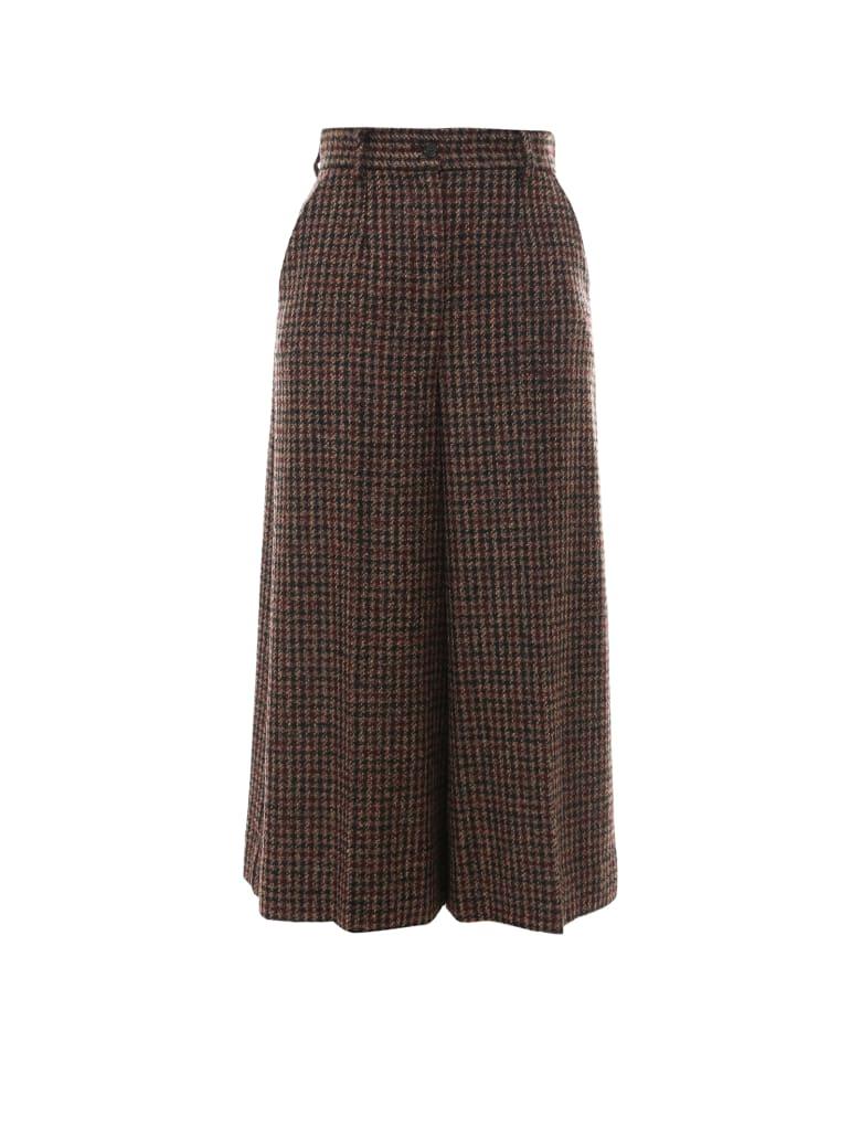 Dolce & Gabbana Trouser - Brown