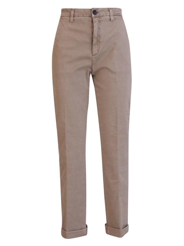 Department 5 Regular Volt Trousers - BEIGE