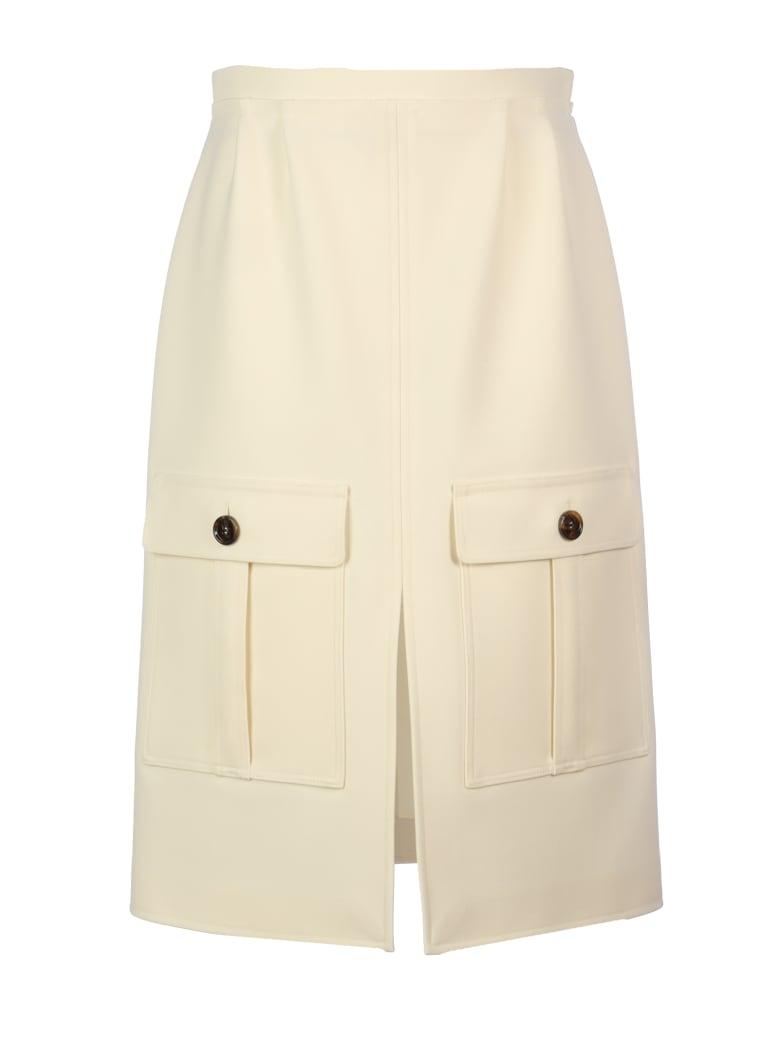 Chloé Two Pockets - Whisper White