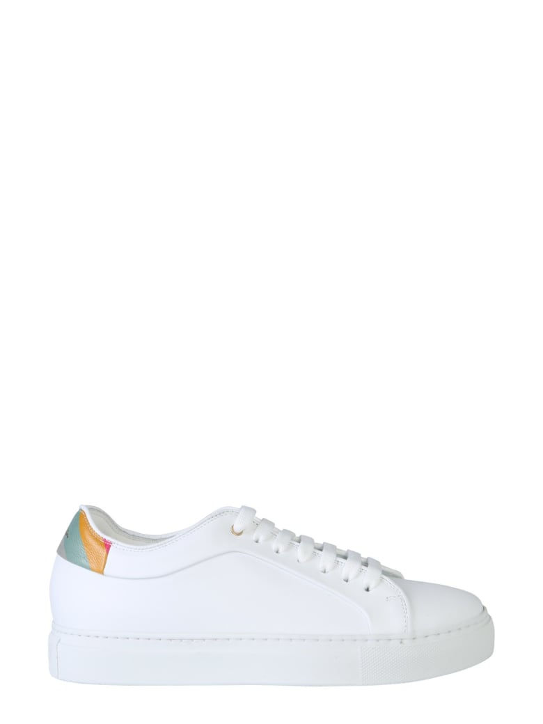 Paul Smith Envelope Sneakers - BIANCO