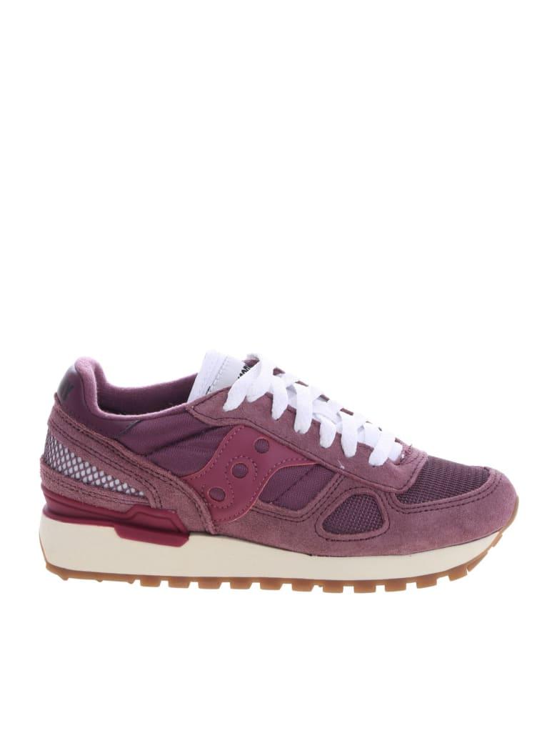 Saucony Shadow Sneakers - Pink