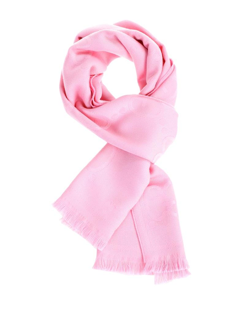 Gucci wool scarf - Rosa