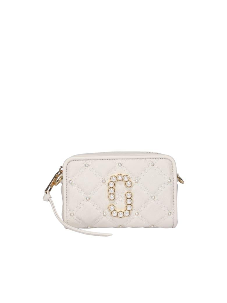 Marc Jacobs The Softshot 17 Bag - White