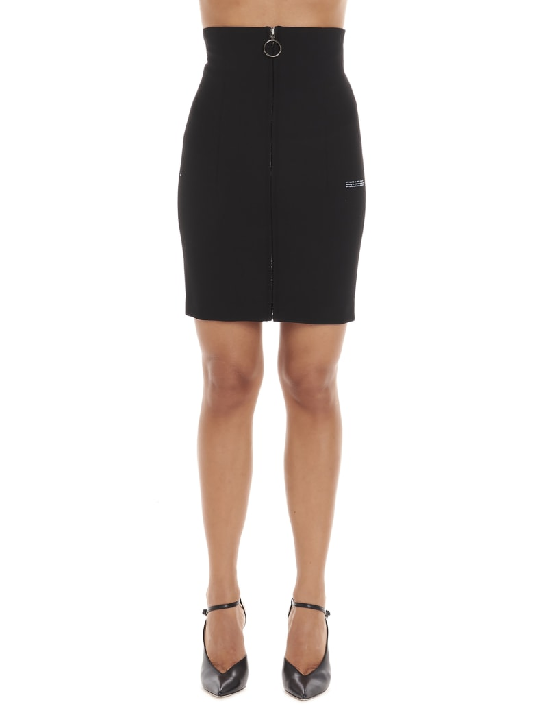 Off-White Skirt - Black