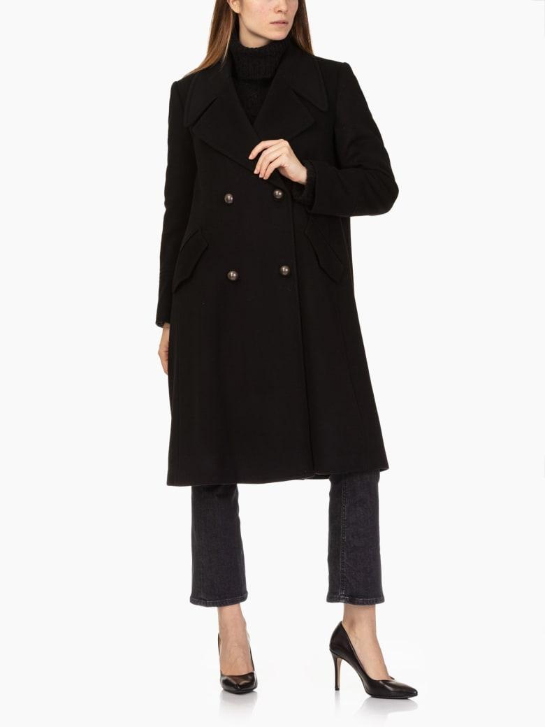 Tonello Coat Mod.c618 - Black