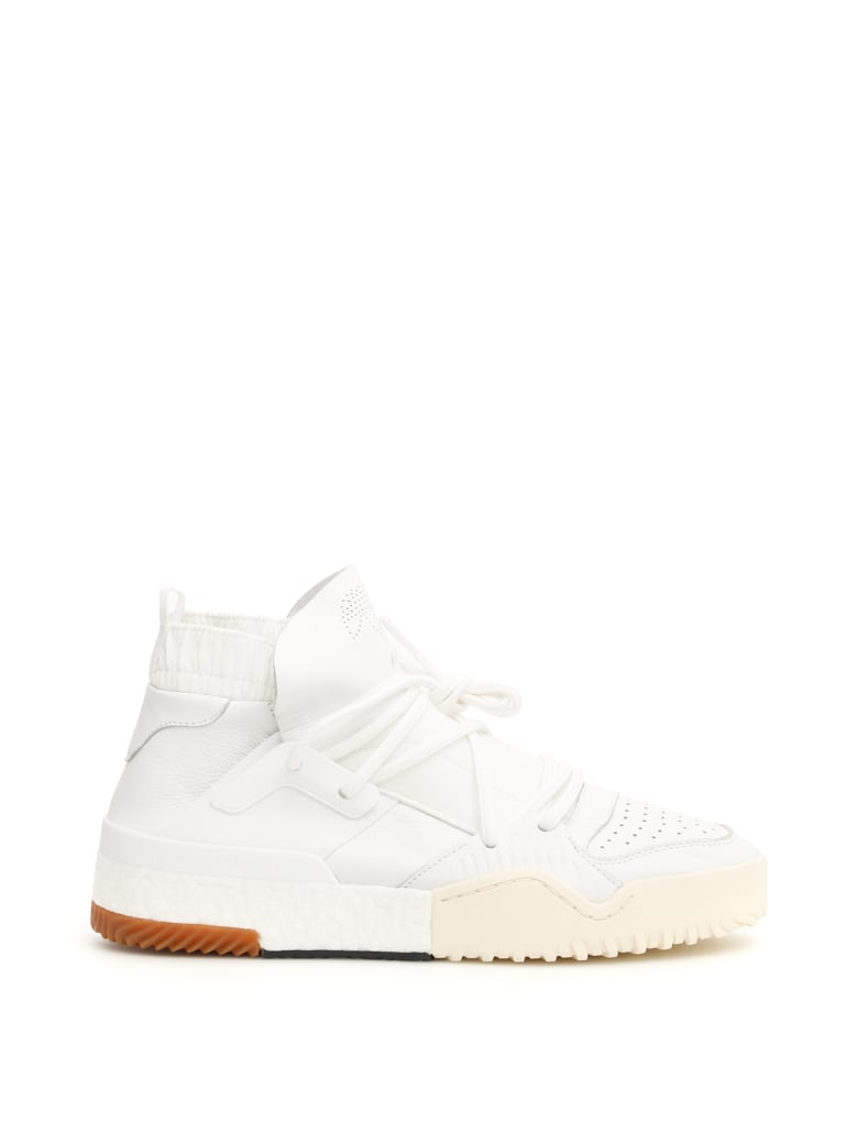 Adidas Originals by Alexander Wang Aw Bball Sneakers - WHITE (White)