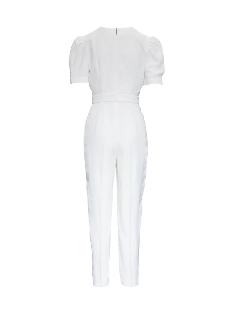 MSGM White Acetate Suit - White