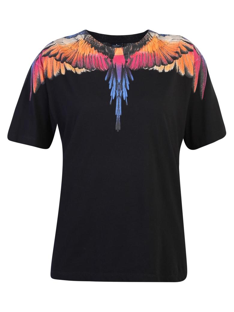 Marcelo Burlon Printed T-shirt - Black