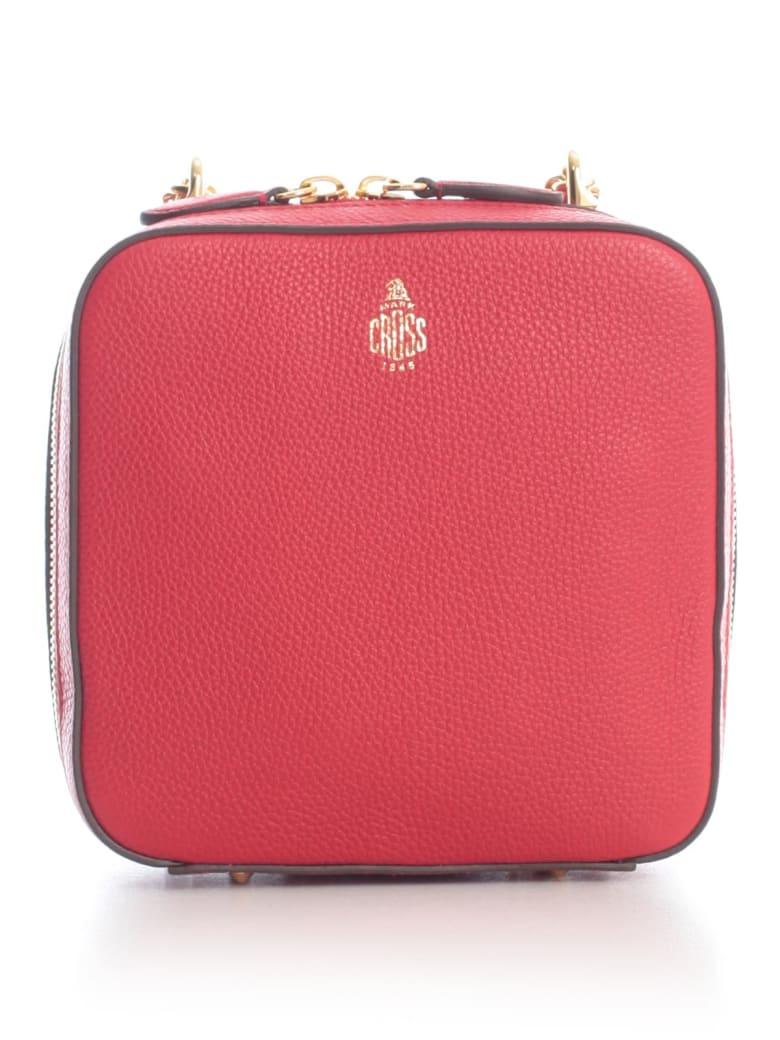 Mark Cross Rose Bag - Red