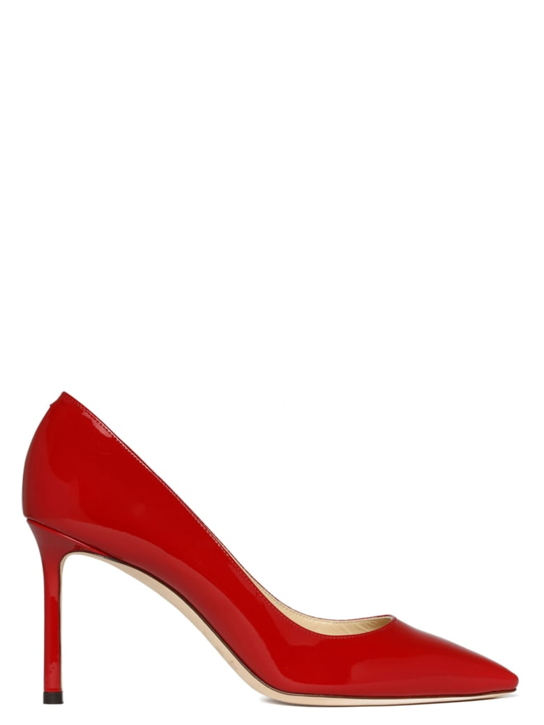 Jimmy Choo 'romy' Shoes - Red