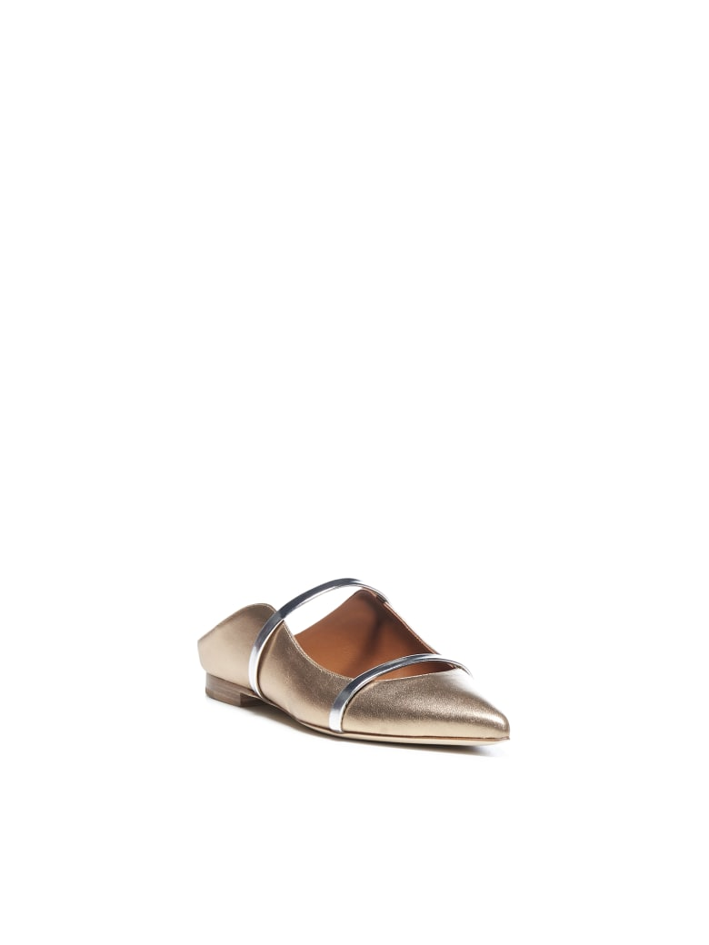Malone Souliers  - Gold silver