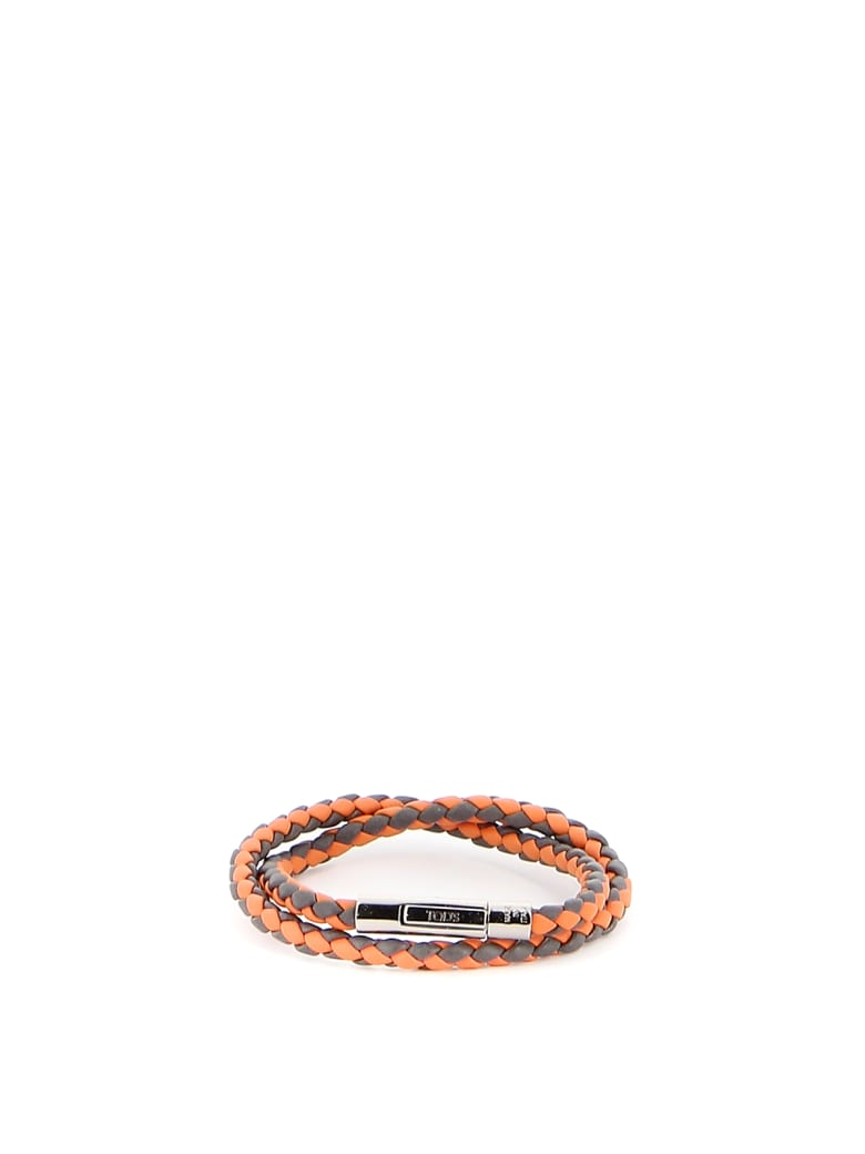 Tod's Bracelet - Orange/grey