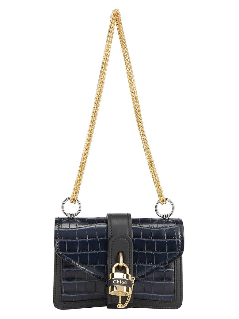 Chloé Shoulder Bag - Full blue